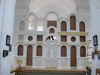 Установка иконостаса в п. Новоселенгинск