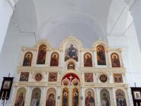 Иконостас в с.Новоселенгиск