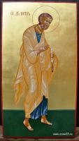 Святой апостол Петр (икона деисусного ряда)