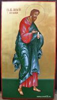 Святой Андрей Первозванный  (икона деисусного ряда)