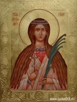 Святая мученица Агния Римская