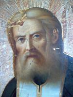 Преподобный Серафим Саровский Чудотворец (до реставрации)