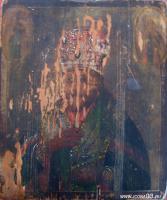 Святой Иннокентий Иркутский (до реставрации)