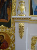 Установка царских врат