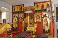 Иконостас в Кабанском Свято- Никольском храме