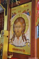 Спас Нерукотворенный (иконостас в Кабанском Свято- Никольском храме)