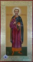 Икона святого мученика Диомида