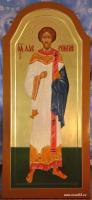 Святой Лаврентий (диаконовские двери)