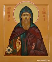 Святой Варлаам Чикойский