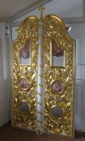 Царские врата. г. Улан-Удэ.